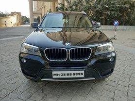 Used BMW X3 AT car at low price