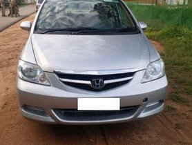 Honda City ZX CVT 2007 AT for sale