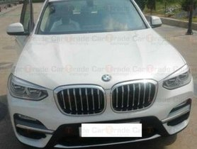 Used 2018 BMW X3 AT for sale