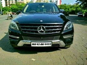 Mercedes Benz M Class ML 350 CDI AT 2015 for sale