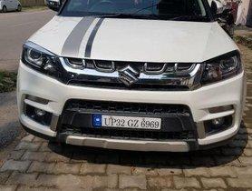 Maruti Suzuki Vitara Brezza ZDi Plus 2016 MT for sale
