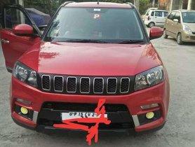 Used Maruti Suzuki Vitara Brezza MT for sale car at low price