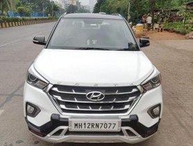 2019 Hyundai Creta AT for sale