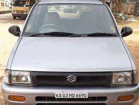 Maruti Suzuki Zen VXi BS-III, 2002, Petrol MT for sale