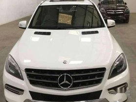 Used Mercedes Benz M Class AT for sale at low price
