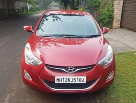 Used Hyundai Elantra SX AT 2013 for sale