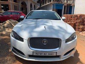Jaguar XF 2.2 Diesel Luxury, 2013, Diesel AT for sale