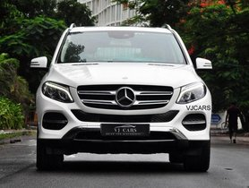 2016 Mercedes Benz GLE AT for sale