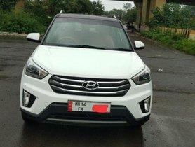 Hyundai Creta 1.6 VTVT SX Plus Dual Tone MT for sale