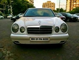 Used Mercedes Benz E-Class 1993-2009 250 D W 210 1998 AT for sale