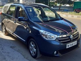Renault Lodgy 110PS RxZ 7 Seater MT for sale