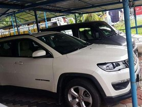 Jeep COMPASS Compass 2.0 Longitude Option, 2017, Diesel AT for sale