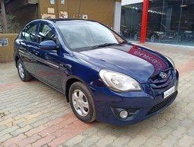 2010 Hyundai Verna MT for sale at low price