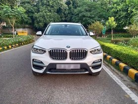 BMW X3 xDrive 20d Luxury Line AT for sale