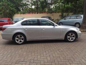 Used BMW 5 Series 520d AT 2003-2012 car at low price