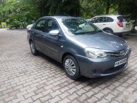 Toyota Etios 2013-2014 GD Xclusive Edition MT for sale