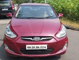 2015 Hyundai Verna MT for sale