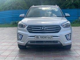 Hyundai Creta 1.6 VTVT AT SX Plus for sale