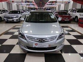 Hyundai Verna 2017 AT for sale