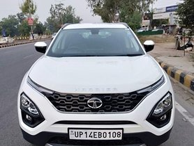 2019 Tata Harrier XZ MT for sale at low price