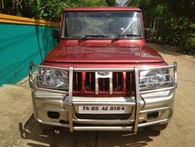 Mahindra Bolero 2001-2011 VLX CRDe MT for sale
