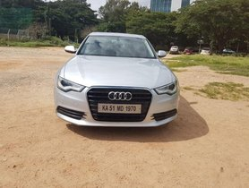 Audi A6 2011-2015 AT 2012 for sale