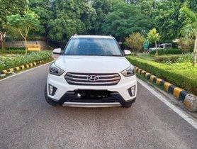 Used 2016 Hyundai Creta AT for sale