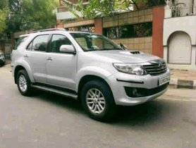 Used Toyota Fortuner 4x2 Manual 2012 MT for sale