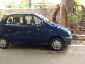 Used Hyundai Santro LE MT car at low price