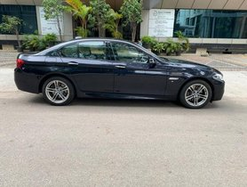 BMW 5 Series 2013-2017 530d M Sport AT for sale