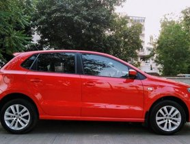 2014 Volkswagen Polo GT TSI AT for sale at low price