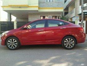 Hyundai Verna Transform SX VTVT MT 2013 for sale
