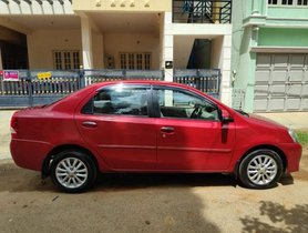 Used Toyota Etios VD MT car at low price