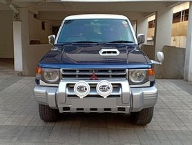 2008 Mitsubishi Pajero MT for sale