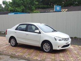 2014 Toyota Etios Cross 1.4 L VD MT for sale