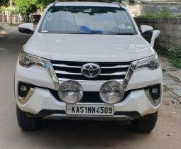 Toyota Fortuner 4x4 AT 2019 for sale