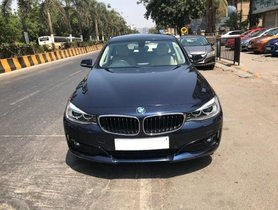 BMW 3 Series GT Sport 2015 AT for sale
