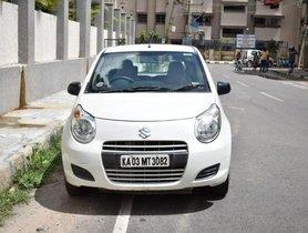 Used Maruti Suzuki A Star AT car at low price