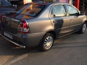 Used Toyota Etios G 2014 MT for sale