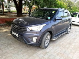 Used Hyundai Creta 1.6 VTVT S MT car at low price