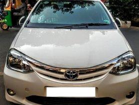 Toyota Etios 2010-2012 VX MT for sale