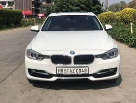 Used BMW 3 Series 320d Sport Line AT 2014 for sale
