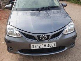 Used Toyota Etios Liva 1.4 GD 2016 MT for sale