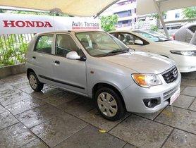 Maruti Suzuki Alto K10 VXI 2013 MT for sale