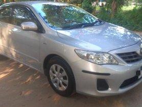 Toyota Corolla Altis 2012 MT for sale