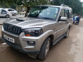 Used Mahindra Scorpio AT car at low price