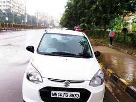 2016 Maruti Suzuki Alto 800 CNG LXI MT for sale