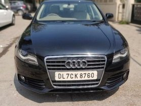 Used 2011 Audi A4 1.8 TFSI AT for sale