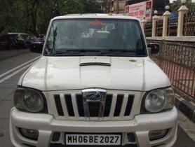 Mahindra Scorpio EX 2012 MT for sale