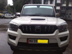 Mahindra Scorpio S10 AT 2WD 2015 for sale
